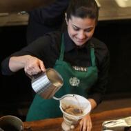 Starbucks Barista Interview