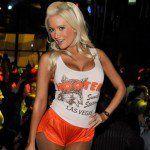 Holly Madison Hooters Girl
