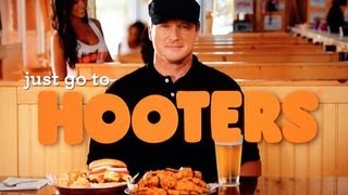 Jon Gruden was once a cook at Hooters