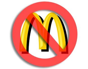 There are no McDonald's in Bermuda